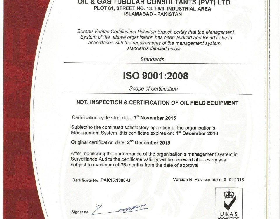 3- ISO CERTIFICATE